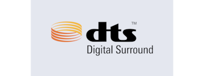 Лого за DTS Digital Surround