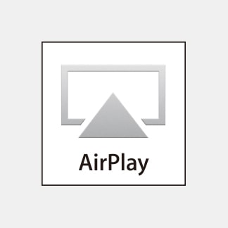 Лого за AirPlay