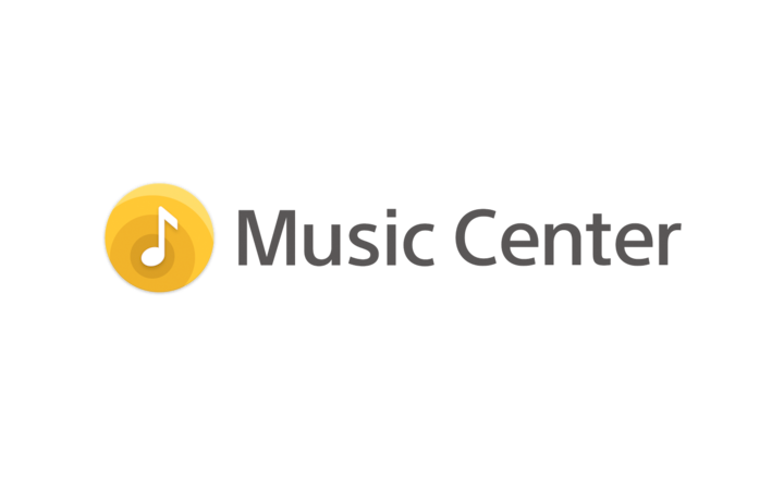 Лого за Sony Music Center.