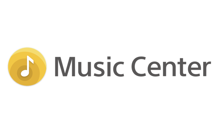 Лого на Sony | Music Center