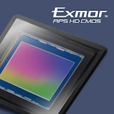 Exmor APS HD CMOS сензор со 20,1MP