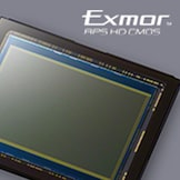 Exmor APS HD CMOS сензор со 24,3MP