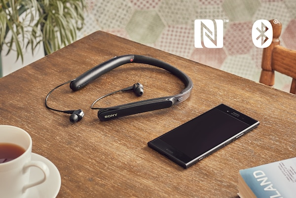 WI-1000X со NFC и BLUETOOTH ®