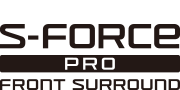 Лого за S-Force PRO Front Surround